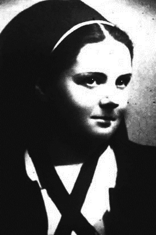 Renée Lemaire • Belgian Nurse • Bastogne, Belgium • Christmas 1944 • Gloriam Deo • Honor and Praise to the Maker of All Things