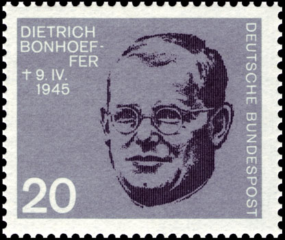Dietrich Bonhoeffer - Gloriam Deo • Honor and Praise to the Maker of All Things