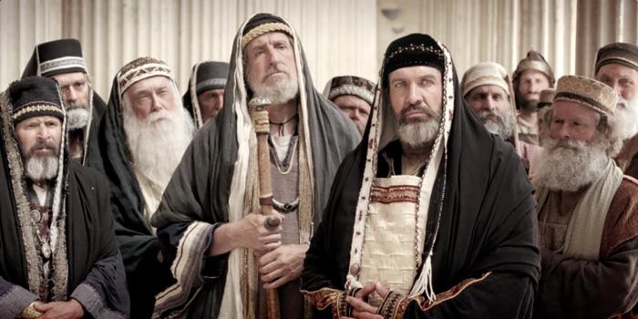 Joseph of Arimathea and Nicodemus • Gloriam Deo • Honor and Praise to the Maker of All Things